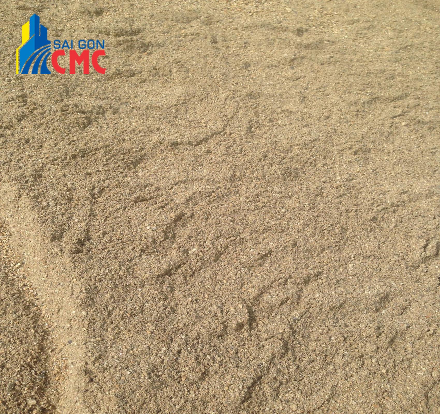 Giá cát xây tô trên thị trường