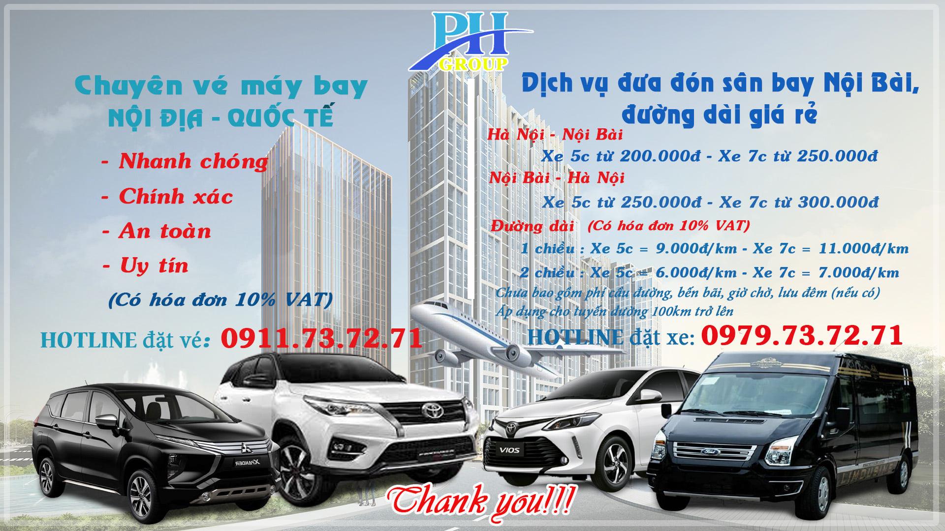 Đặt Taxi Nội Bài đi ra sân bay ở đâu?