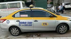 Số điện thoại Nội Bài Tax