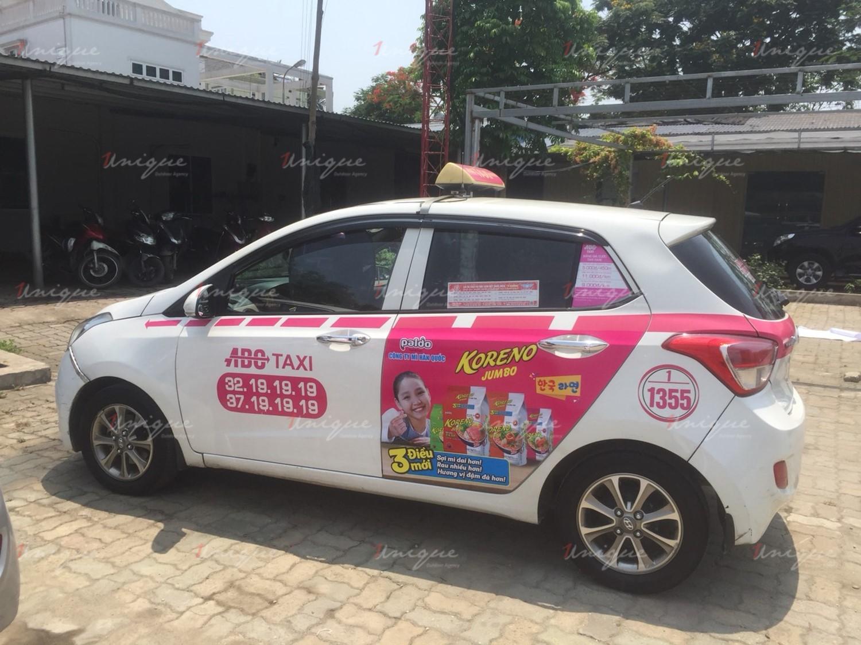 Số điện thoại Taxi ABC