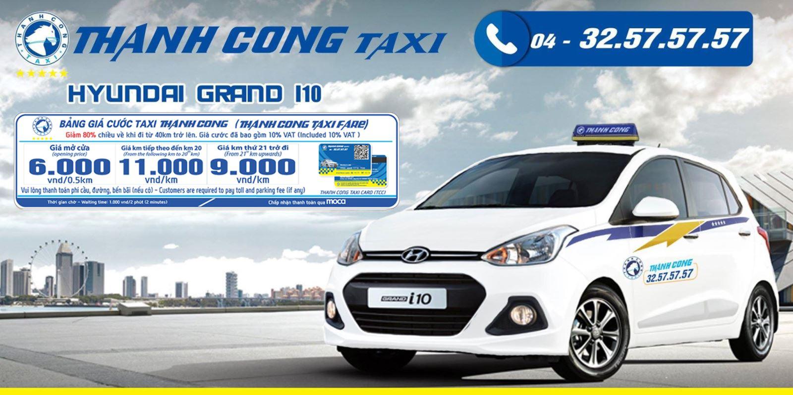 Thành Công Taxi
