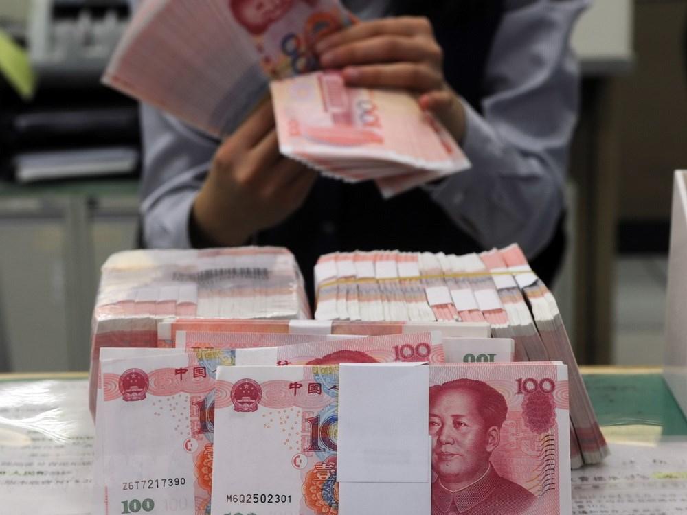 chuyển tiền Việt Nam Trung Quốc