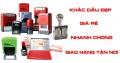 Dịch vụ khắc dấu online giá rẻ, uy tín, chất lượng tại Tphcm